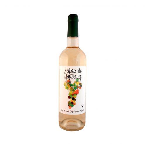 Vino blanco Airén 2020 - Tierra de Castilla - Señorío de Monterruiz